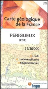 Jean-Pierre Platel - Périgueux (est) - 1/50 000.