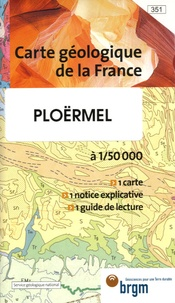 E Thomas et N Brault - Ploërmel - 1/50 000.