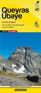 Didier Richard Libris - Queyras, Ubaye : Parc naturel régional, Tour du Viso, Tour du Queyras, Tour de l'Ubaye - 1/60 000.