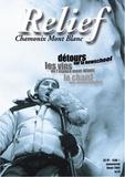 Edimontagne - Relief N° 14 Hiver 2001 : .