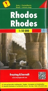 Freytag & Berndt - Rhodes - 1/50000.