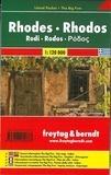 Freytag & Berndt - Rhodes - 1/120 000.