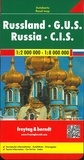 Collectif - Russie / CEI. - 1/2 000 000 -1.