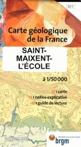 Saint-Maixent-lEcole - 1/50 000.pdf