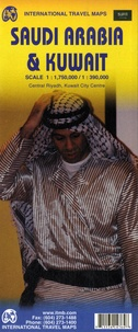 ITMB - Saudi Arabia & Kuwait - 1/1 750 000, 1/390 000.
