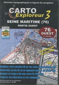 Bayo - Seine Maritime (76) Ouest - CD-ROM.