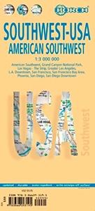 Berndtson et Berndtson - Southwest USA - 1/3 000 000.