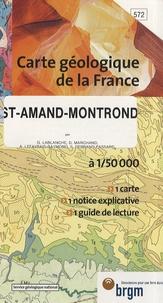 St-Amand-Montrond - 1/50 000.pdf