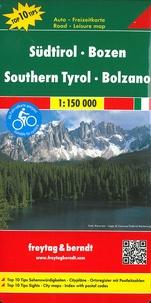 Freytag & Berndt - Sud-Tyrol Bolzano - 1/150 000.