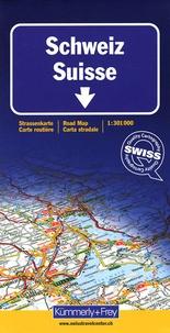Kümmerly + Frey - Suisse - 1/301 000.