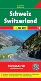 Freytag & Berndt - Suisse - 1/400 000.