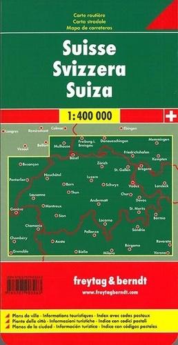 Suisse. 1/400 000