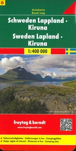 Freytag & Berndt - Sweden Lapland, Kiruna.