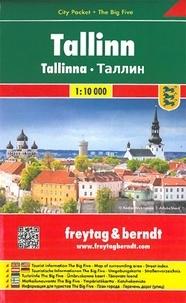 Freytag & Berndt - Tallin - 1/10 000.