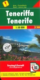 Freytag & Berndt - Tenerife - 1/50 000.