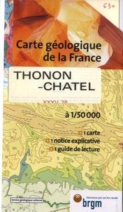 Thonon - Chatel - 1/50 000.pdf