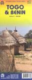 ITMB - Togo & Bénin - 1/580 000.