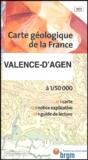 J-P Capdeville - Valence-d'Agen - 1/50 000.