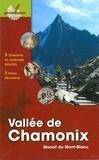 Serge Drouet et Philippe Hervé Leloup - Vallée de Chamonix - Massif du Mont Blanc.