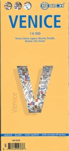 Borch Map - Venise/Venezia/Venedig - 1/6 500.