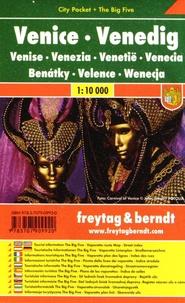 Freytag & Berndt - Venise - 1/10 000.