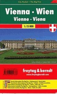 Freytag & Berndt - Vienne - 1/15 000.