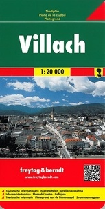 Freytag & Berndt - Villach - 1/20 000.