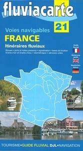 Editions de l'Ecluse - Voies navigables France itinéraires fluviaux.