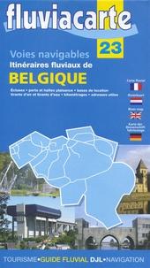 Voies navigables, itinéraires fluviaux de Belgique.pdf