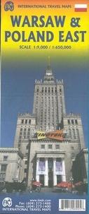 ITMB - Warsaw & Poland East - 1:9 000 / 1:650 000.