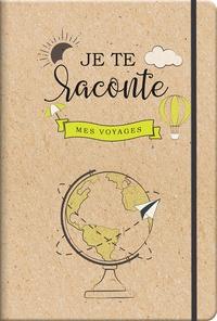 Cartothèque - Je te raconte mes voyages - Carnet de voyages.