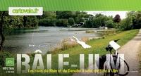 Cartovelo - Les rives du Rhin et du Danube à vélo, de Bâle à Ulm.