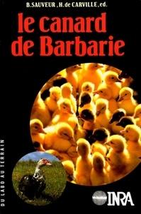 Carville henri De et Bernard Sauveur - Le canard de Barbarie.
