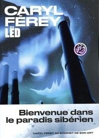 Caryl Férey - Lëd.
