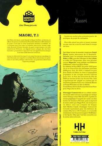 Maori Tome 1 La voie humaine