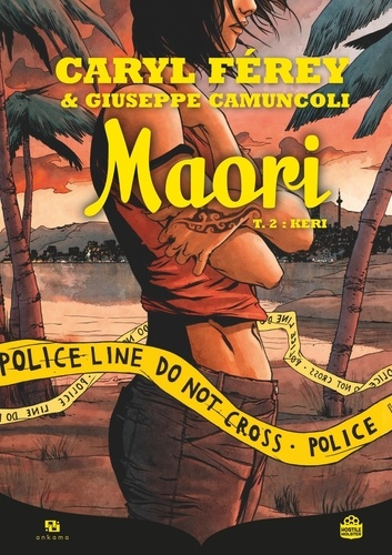 Maori Tome 2 Keri