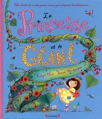 Caryl Hart et Sarah Warburton - La princesse et le géant.