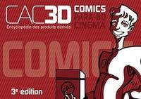 Cas.mallet - cac3d Comics - 3e édition - 2020.