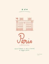 Cases zoe Las - Paris - Carnet d'adresses, de notes et d'activités du voyageur parisien.
