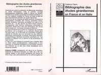 Casini - Bibliographie des études girardiennes en France et en Italie.