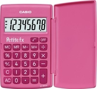 CASIO - Calculatrice de poche Casio Petite FX - Rose