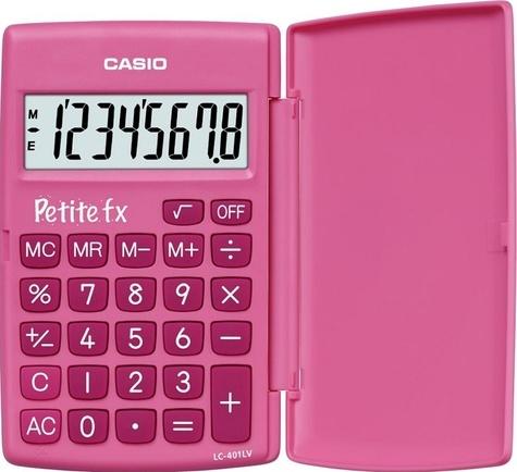 CASIO - Calculatrice de poche Casio Petite FX - Rose