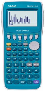 CASIO - Calculatrice Graphique Casio GRAPH 25+E