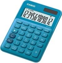 CASIO - Calculatrice MS-20UC bleue