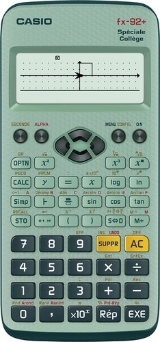 Calculatrice Casio Fx 92 En Ligne