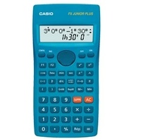 CASIO - Calculatrice scientifique FX Junior Plus de CASIO