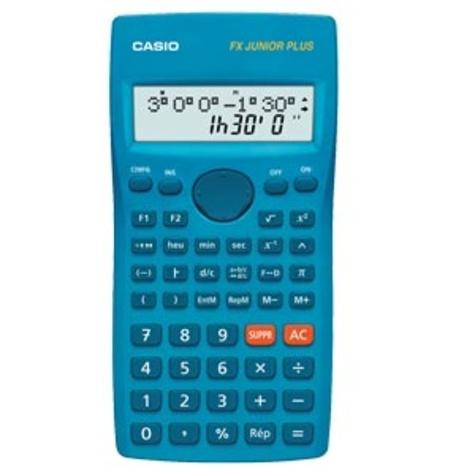 CASIO - Calculatrice scientifique FX Junior Plus de CASIO