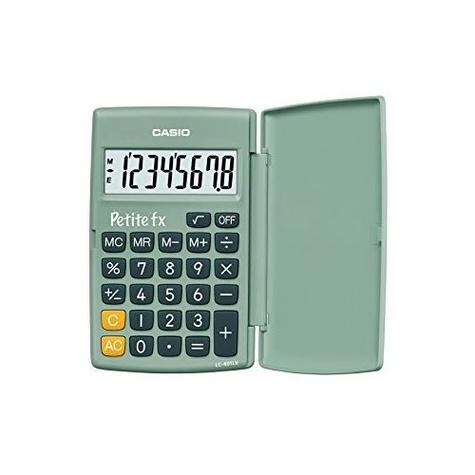 CASIO - Calculatrice Scientifique primaire  Petite FX Verte