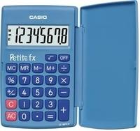 CASIO FRANCE - Calculatrice de poche Casio Petite FX - Bleue