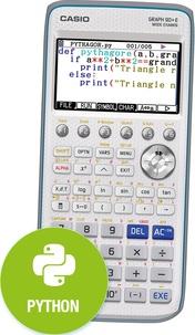 CASIO FRANCE - Calculatrice Graphique GRAPH 90+E Python